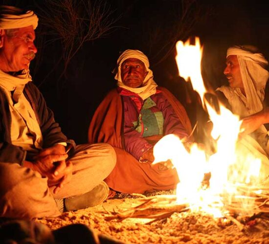 Tunisia Sahara Nomad Guides