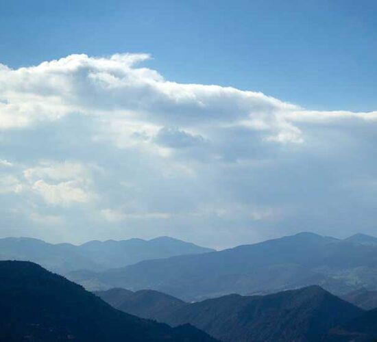Algeria Atlas Mountains