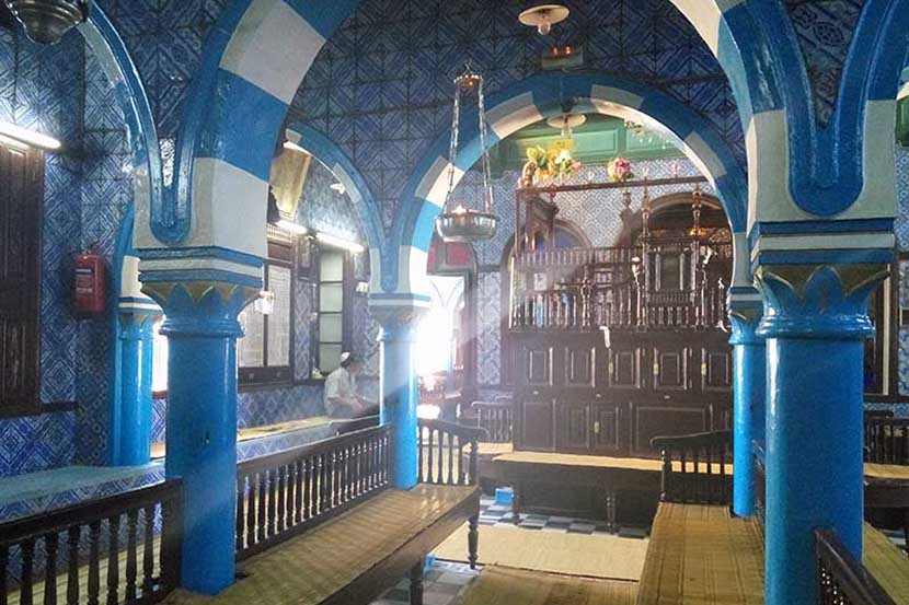 El Ghriba Synagogue in Djerba Island