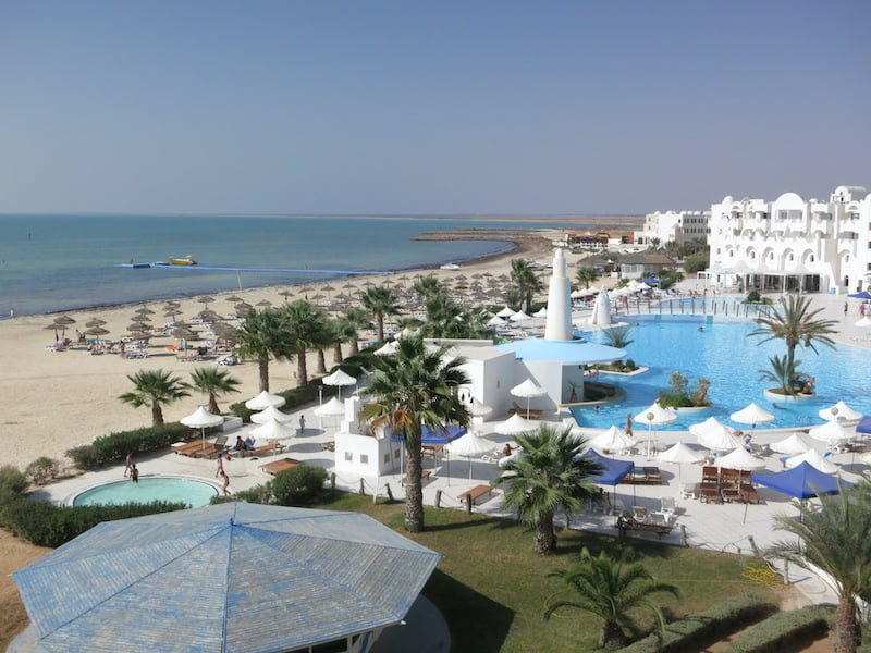 Resort hotel in Djerba