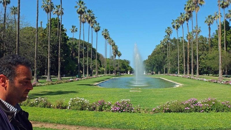 Jardin D'Essai in Algiers