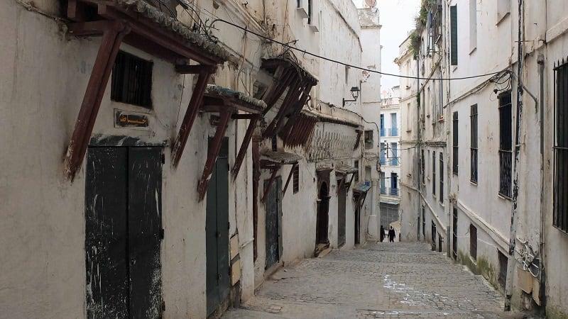Kasbah in Algiers