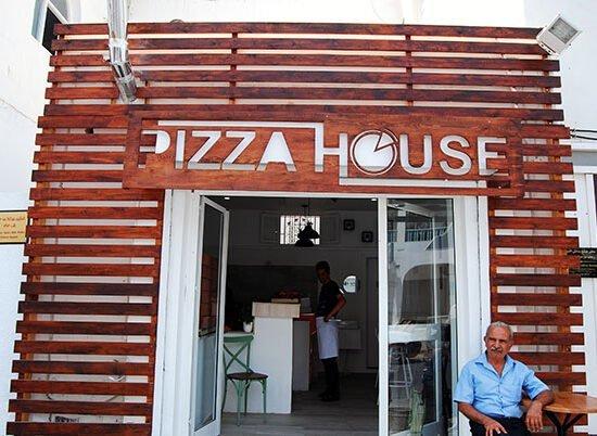 Pizza House in Djerba