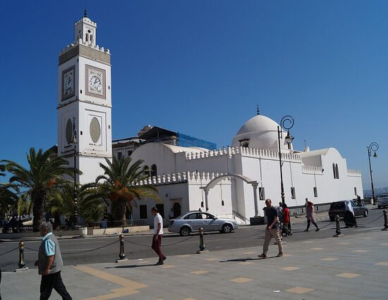 Mosque Djamaa el Djedid in Algiers (Photo Credit: MM Sindlinger)
