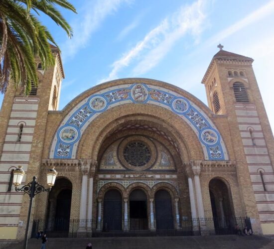Sacred Heart Cathedral of Algiers