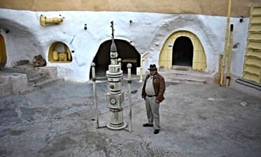 Hotel Sidi Driss (Lars Homestead) Star Wars Film Location