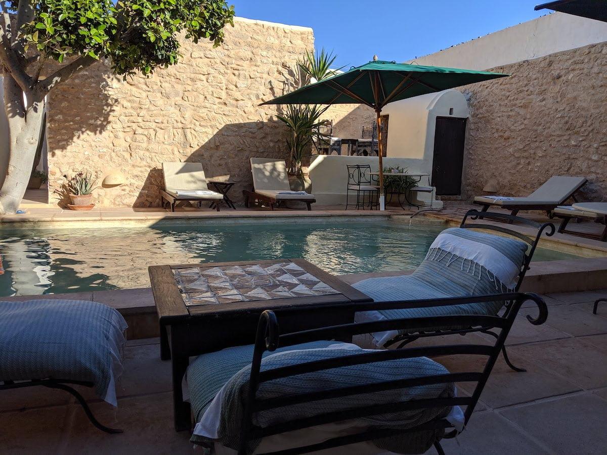 Dar Dhiafa Guesthouse in Djerba