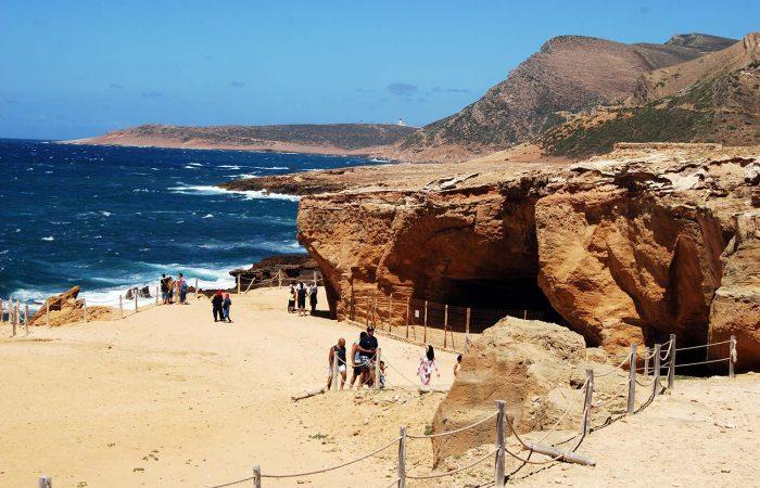 El Haouaria at Cap Bon