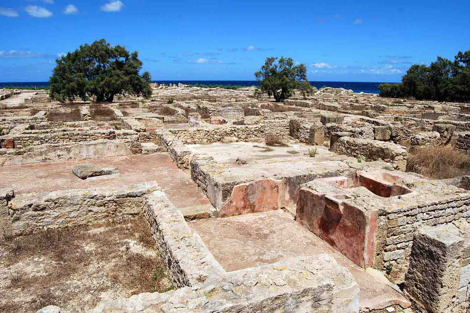 Punic Town of Kerkuane and its Necropolis (UNESCO World Heritage Site)