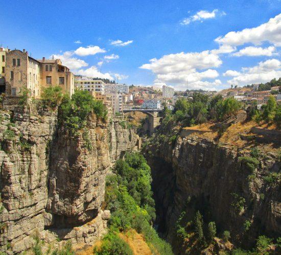 Constantine cliffs