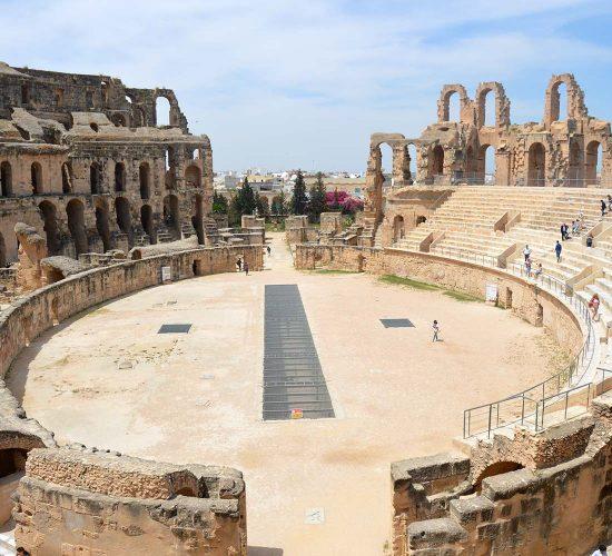 El Jem Amphitheatre (UNESCO World Heritage Site)