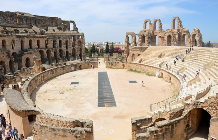 El Jem Amphitheatre (UNESCO World Heritage Site)