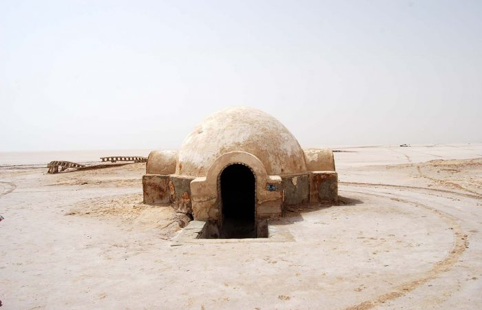 Star Wars Lars Homestead Exterior in Nefta