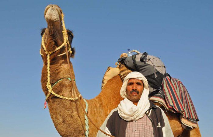 Camel Trek Guide
