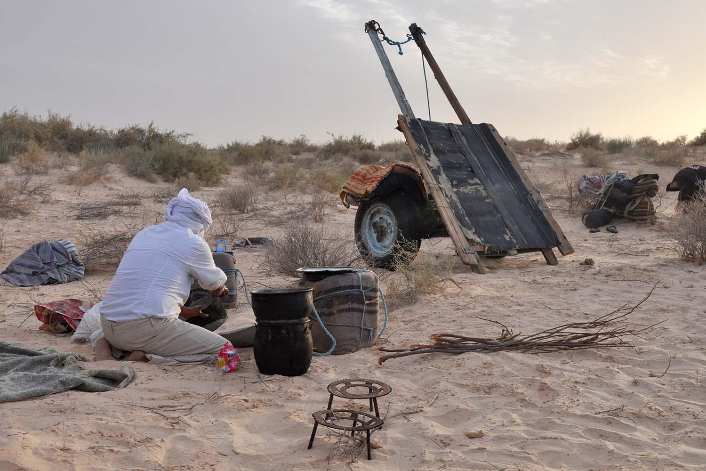 Tunisia Sahara Camping Experience