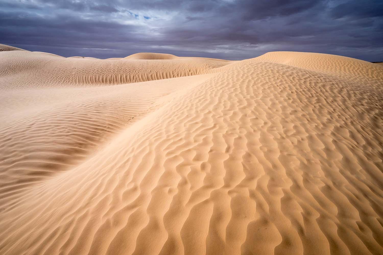 Tunisia Sahara Dunes