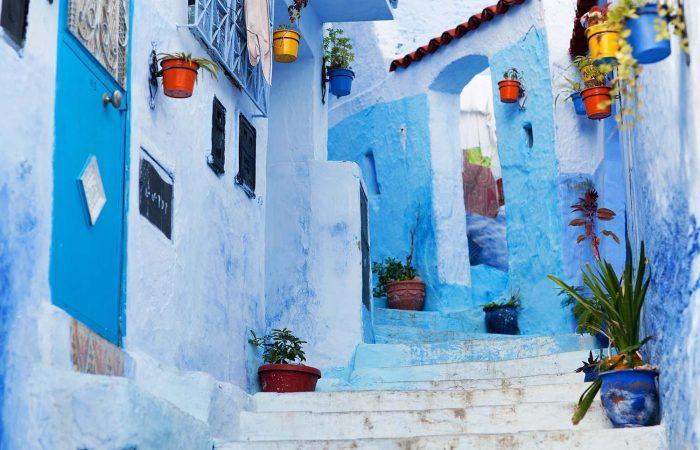 Chefchaouen - Morocco's Blue City