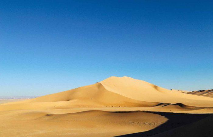 Sahara Desert in Djanet