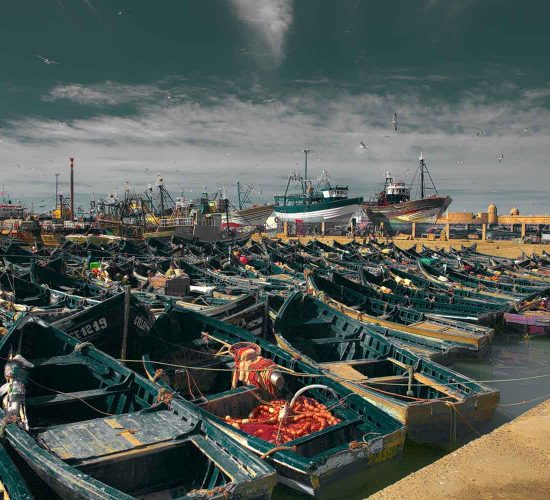 Coastal Town of Essaouira