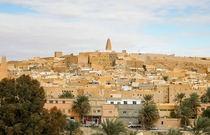Ghardaia in the M'Zab Valley (UNESCO World Heritage Site)
