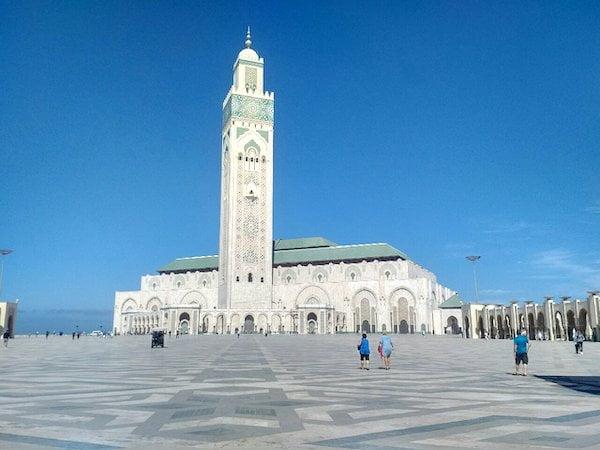Harv & Marge Hassan II Mosque