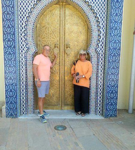 Harv & Marge Fes Medina Tour