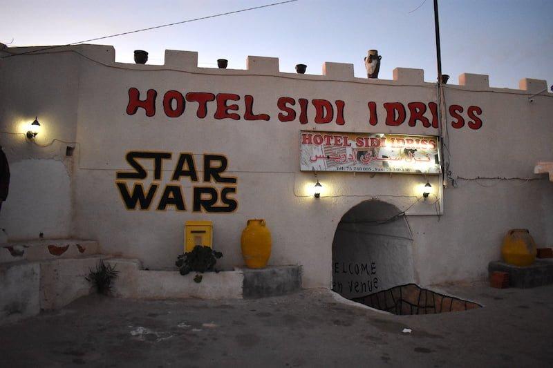 Hotel Sidi Idriss