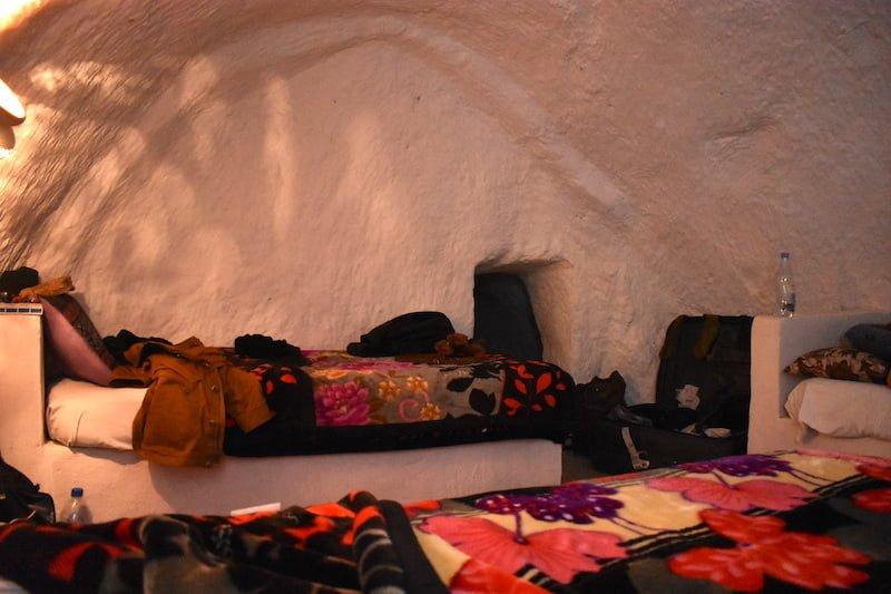 Hotel Sidi Idriss guest room