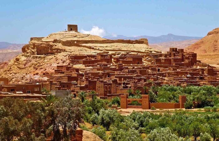 Ksar Ait Ben-Haddou (UNESCO World Heritage Site)