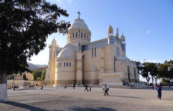 Our Lady of Africa Basilica (Basilique Notre Dame d'Afrique)
