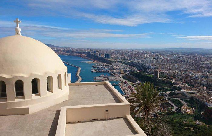 Panoramic View in Oran