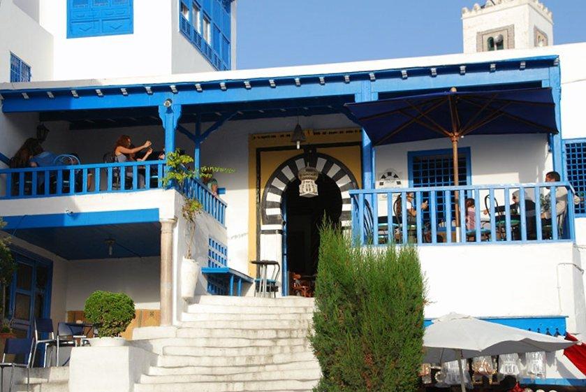 Sidi Bou Said Cafe