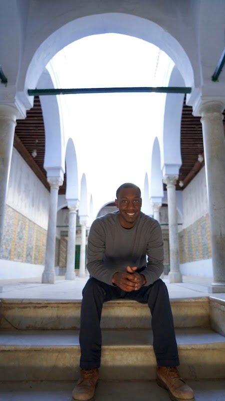 Victor in Tunisia
