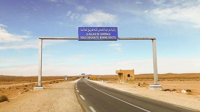 Ghardaia Highway