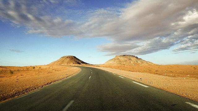 Ghardaia Road