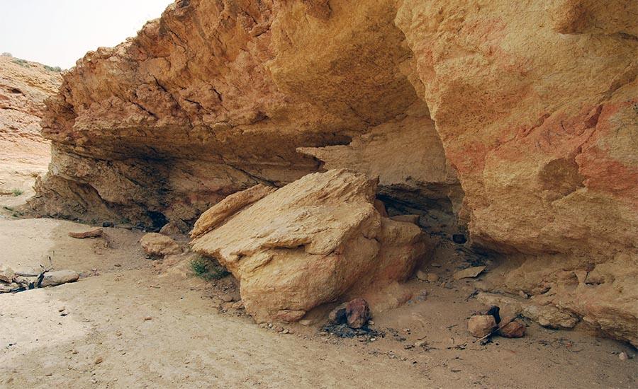 R2D2 Kidnap Site at Star Wars Canyon