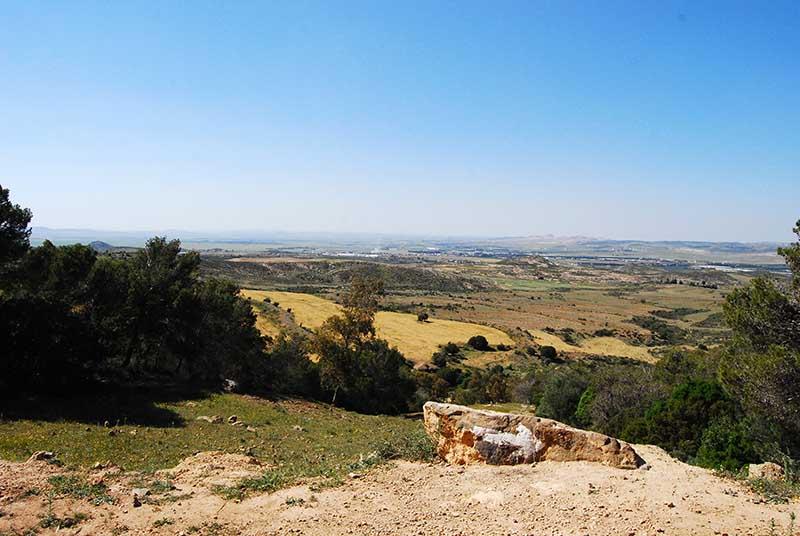 Zaghouan Hiking Trail