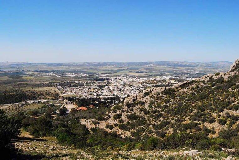 Zaghouan Mountainview