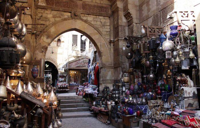 Khan El Khalily Bazaar