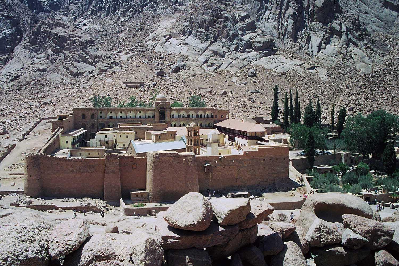 St. Catherine's Monastery - UNESCO World Heritage Site