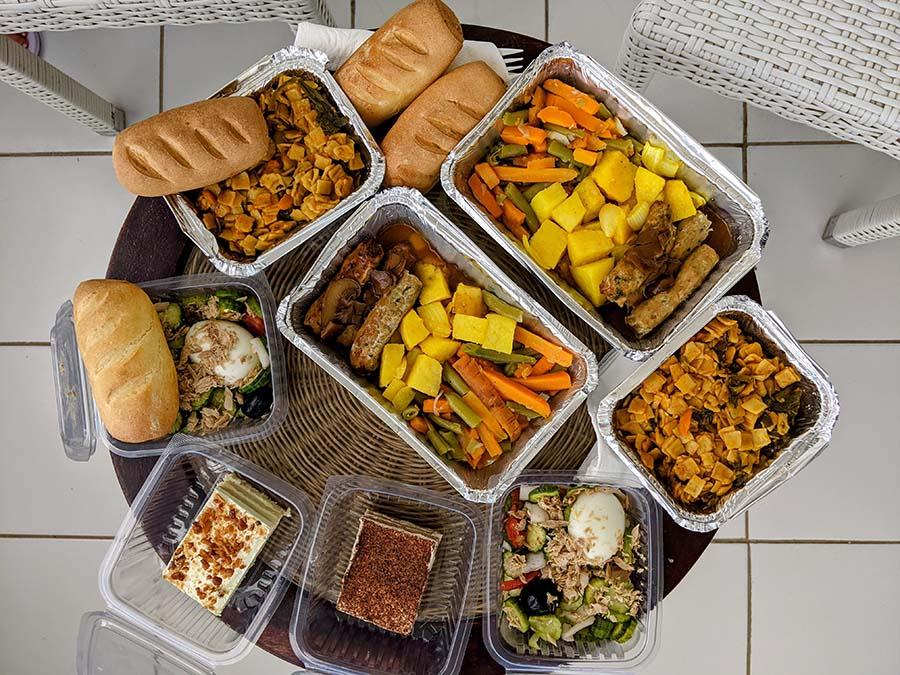 tunisia quarantine hotel meal